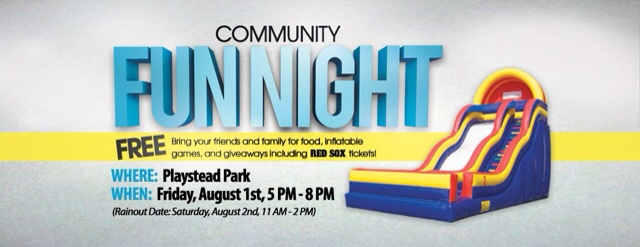 Community Fun Night